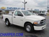 2009 Stone White Dodge Ram 1500 ST Regular Cab #38230351