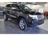 2011 Jeep Grand Cherokee Brilliant Black Crystal Pearl