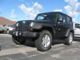 2011 Natural Green Pearl Jeep Wrangler Sport S 4x4 #38230179