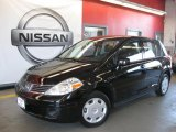 Nissan Versa 2009 Data, Info and Specs