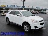 2010 Summit White Chevrolet Equinox LT AWD #38270794