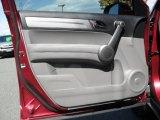 2010 Honda CR-V EX-L Gray Interior