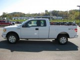 2010 Oxford White Ford F150 STX SuperCab #38270429