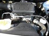 2008 Dodge Ram 1500 ST Regular Cab 4x4 4.7 Liter SOHC 16-Valve Flex Fuel Magnum V8 Engine