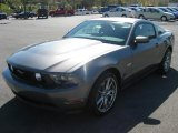 2011 Ford Mustang Sterling Gray Metallic