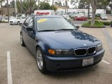 2003 Mystic Blue Metallic BMW 3 Series 325i Sedan #38276459