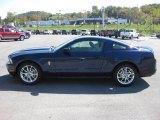 2011 Kona Blue Metallic Ford Mustang V6 Premium Coupe #38270435