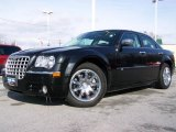 2008 Brilliant Black Crystal Pearl Chrysler 300 C HEMI #3808377