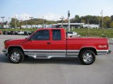 1995 Chevrolet C/K K1500 Extended Cab 4x4 Data, Info and Specs
