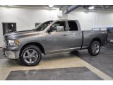 2011 Mineral Gray Metallic Dodge Ram 1500 Big Horn Quad Cab #38276717