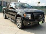 2010 Tuxedo Black Ford F150 FX2 SuperCrew #38276728