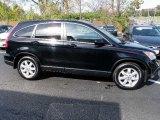 2009 Crystal Black Pearl Honda CR-V EX-L 4WD #38270701