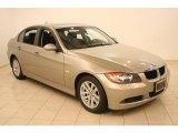 2007 Platinum Bronze Metallic BMW 3 Series 328xi Sedan #38277061