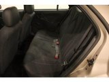 2002 Chevrolet Cavalier Sedan Graphite Interior