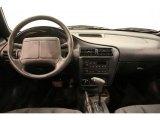 2002 Chevrolet Cavalier Sedan Dashboard