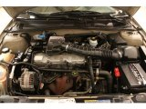 2002 Chevrolet Cavalier Sedan 2.2 Liter OHV 8-Valve 4 Cylinder Engine