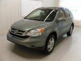 2011 Opal Sage Metallic Honda CR-V EX-L #38277101