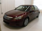 2011 Basque Red Pearl Honda Accord EX-L Sedan #38277103