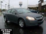 2008 Dark Gray Metallic Chevrolet Malibu Hybrid Sedan #38276341