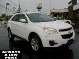2010 Summit White Chevrolet Equinox LT AWD #38276344