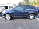 2008 Royal Blue Pearl Honda CR-V EX-L 4WD #38277118