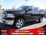 2011 Rugged Brown Pearl Dodge Ram 1500 Big Horn Crew Cab #38276610
