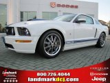 2006 Performance White Ford Mustang GT Premium Coupe #38276618