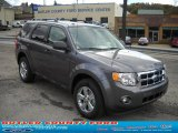 2011 Sterling Grey Metallic Ford Escape XLT 4WD #38276633