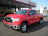 2011 Radiant Red Toyota Tundra TRD Double Cab 4x4 #38276878