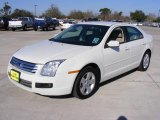 2008 White Suede Ford Fusion SE V6 #3817720