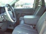 2008 Dodge Ram 1500 ST Quad Cab Medium Slate Gray Interior