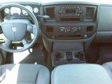 2008 Dodge Ram 1500 ST Quad Cab Dashboard