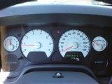 2008 Dodge Ram 1500 ST Quad Cab Gauges