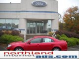 2011 Red Candy Metallic Ford Fusion SE #38276437