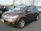 Nissan Murano 2003 Data, Info and Specs