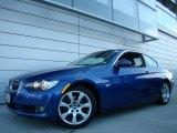 2008 Montego Blue Metallic BMW 3 Series 328xi Coupe #38276442