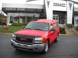 2005 Fire Red GMC Sierra 1500 Regular Cab #38276673