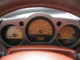 2003 Nissan Murano SL AWD Gauges