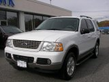 2003 Oxford White Ford Explorer Eddie Bauer 4x4 #38276676