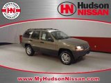 2004 Jeep Grand Cherokee Light Khaki Metallic