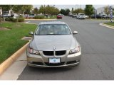 2007 Platinum Bronze Metallic BMW 3 Series 328xi Sedan #38341792