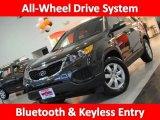 2011 Tuscan Olive Kia Sorento LX AWD #38342093