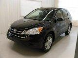 2011 Crystal Black Pearl Honda CR-V EX-L #38342659
