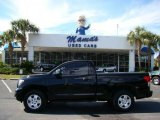 2007 Black Toyota Tundra Regular Cab #38342378