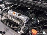 2011 Honda CR-V EX-L 4WD 2.4 Liter DOHC 16-Valve i-VTEC 4 Cylinder Engine