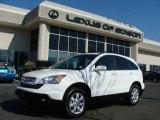 2008 Taffeta White Honda CR-V EX-L 4WD #3813827