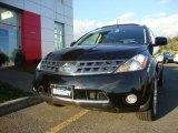 2007 Super Black Nissan Murano SL AWD #38342397