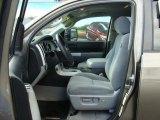 2008 Toyota Tundra SR5 Double Cab 4x4 Graphite Gray Interior