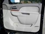 2010 Chevrolet Silverado 1500 LTZ Extended Cab 4x4 Light Titanium/Ebony Interior