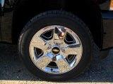 2010 Chevrolet Silverado 1500 LTZ Extended Cab 4x4 Wheel